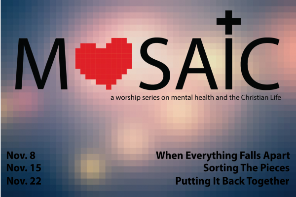Mosaic: A Worship Series On Mental Health